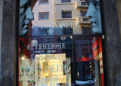Fornasetti shop window